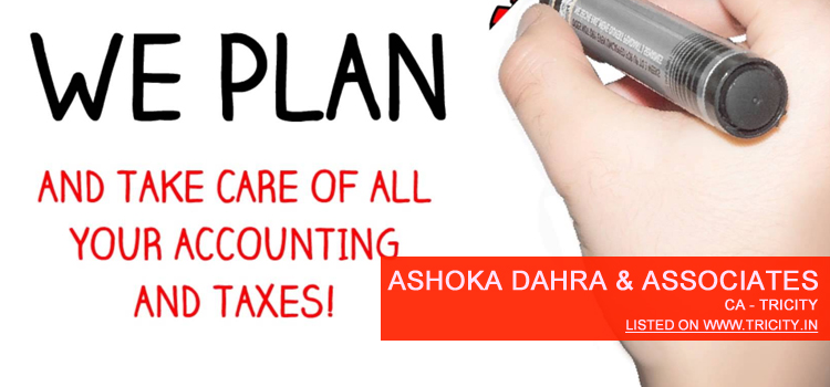 Ashoka Dahra & Associates Chandigarh