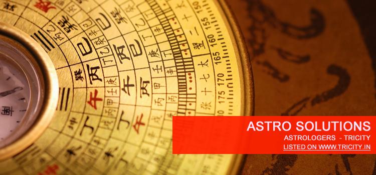 Astro Solutions Chandigarh