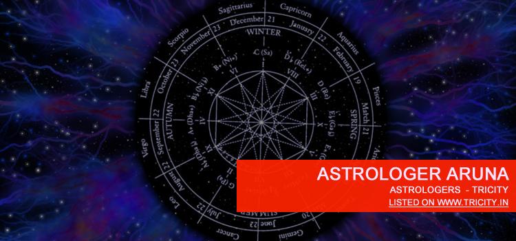 Astrologer Aruna Mohali