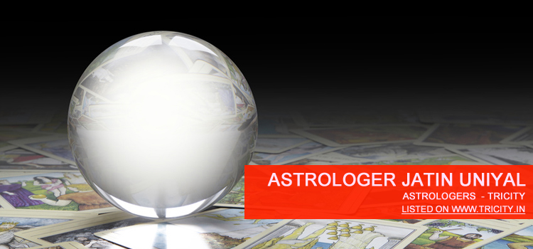 Astrologer Jatin Uniyal Chandigarh