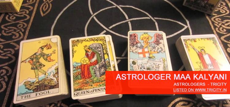 Astrologer Maa Kalyani Chandigarh