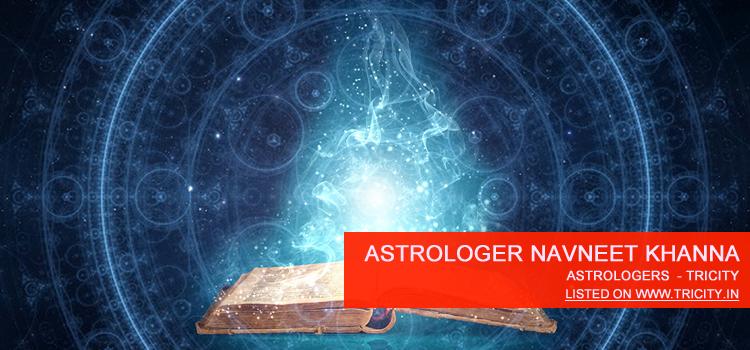 Astrologer Navneet Khanna Panchkula