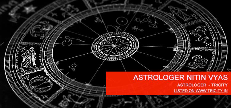 Astrologer Nitin Vyas Chandigarh