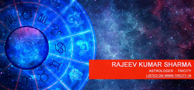 Astrologer Rajeev Kumar Sharma