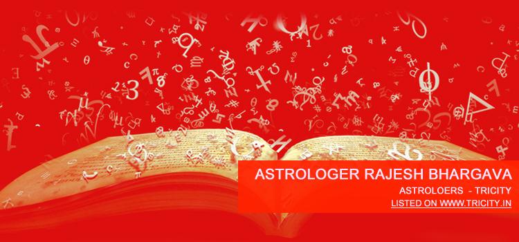 Astrologer Rajesh Bhargava Chandigarh