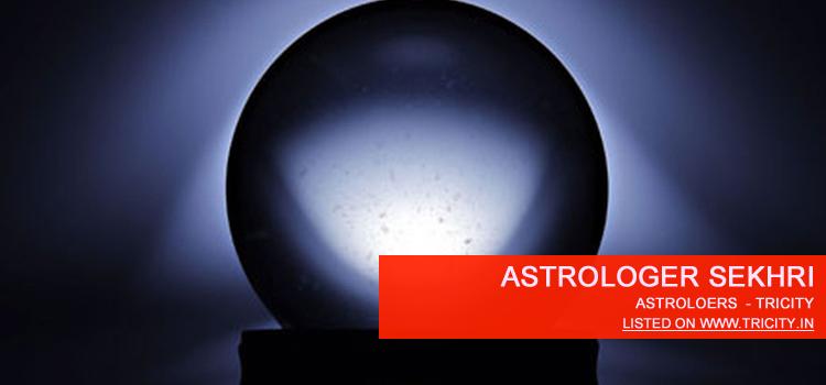 Astrologer Sekhri Chandigarh