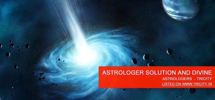 Astrologer Solution and Divine Mohali