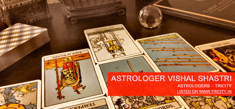 Astrologer Vishal Shastri Mohali