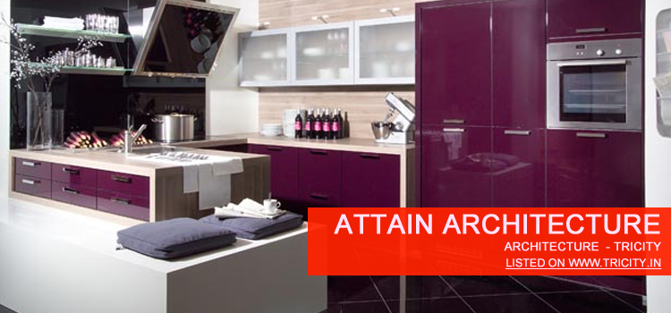 attain architecture