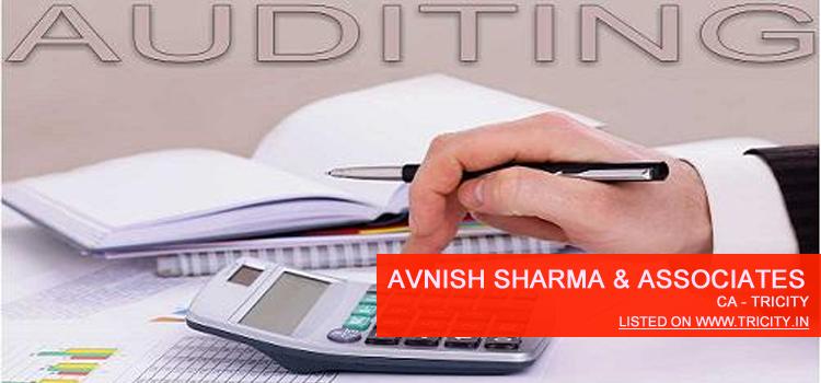 Avnish Sharma & Associates Chandigarh