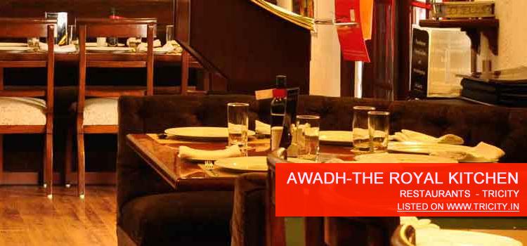 Awadh-The Royal Kitchen