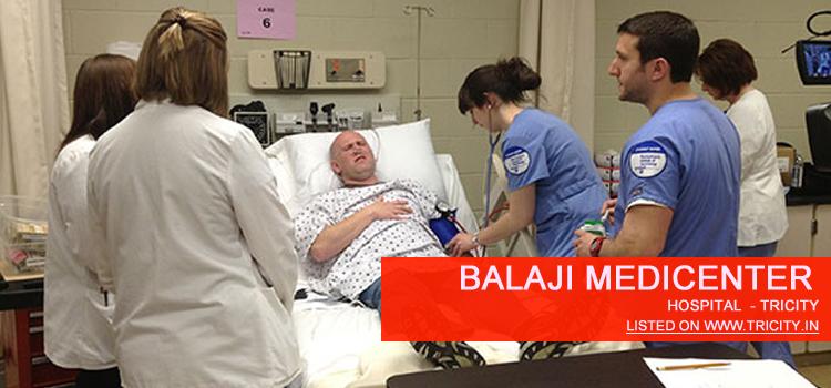 BALAJI MEDICENTER - Gynaecologist & ENT Specialist panchkula
