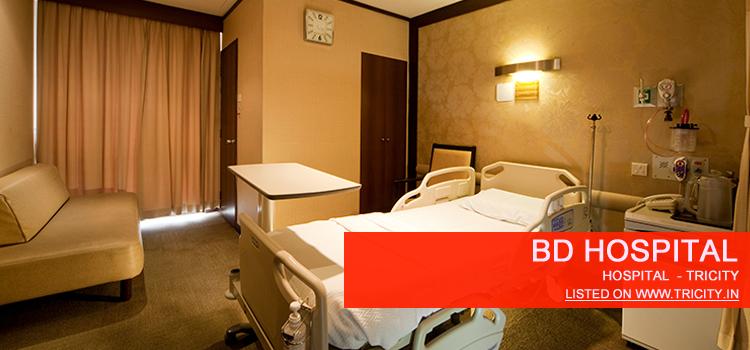 BD Hospital Chandigarh