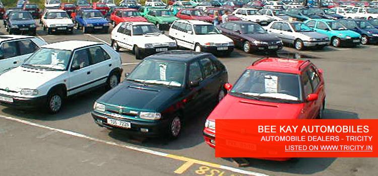 BEE KAY AUTOMOBILES
