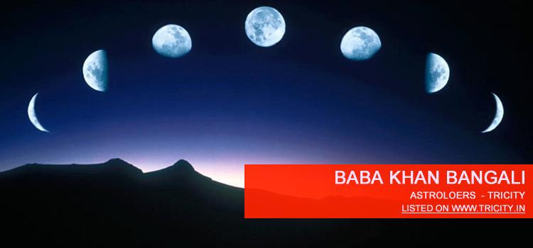 Baba Khan Bangali Chandigarh