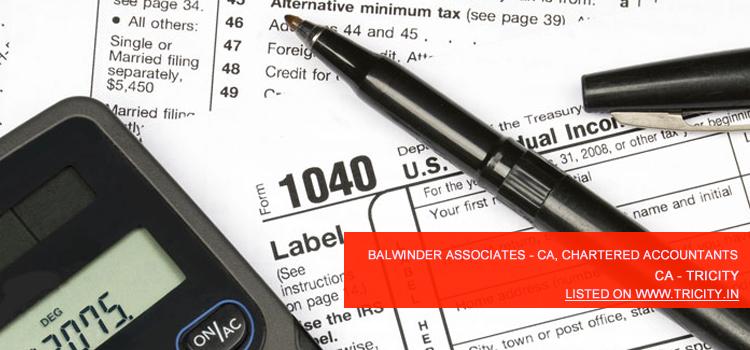balwinder associates