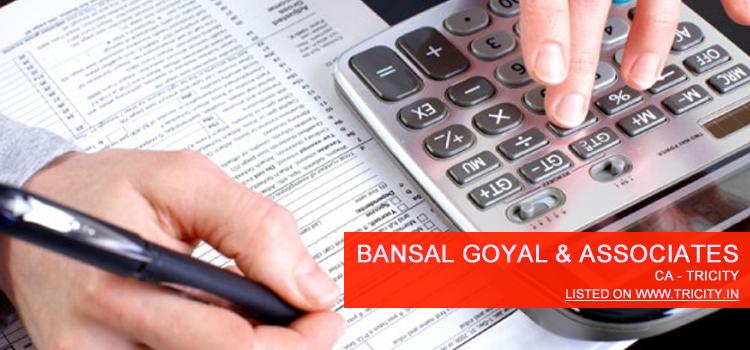 Bansal Goyal & Associates Chandigarh