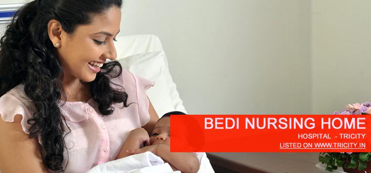 Bedi Nursing Home Chandigarh