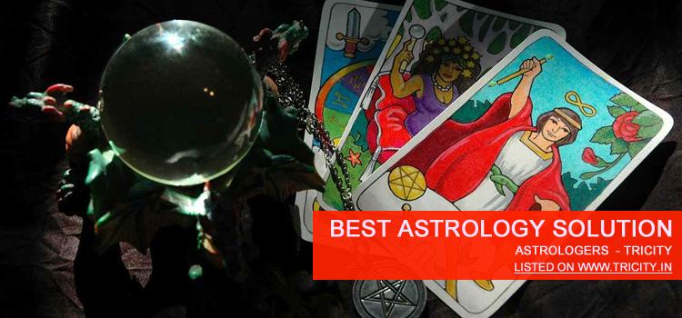 Best Astrology Solution Chandigarh