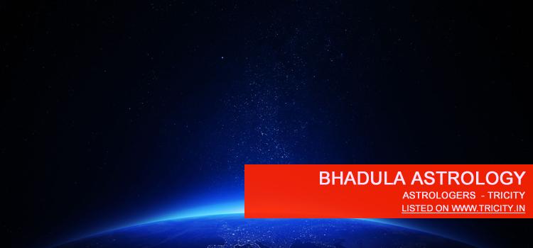 Bhadula Astrology Zirakpur