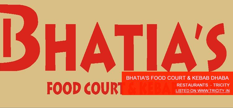 bhatia food court