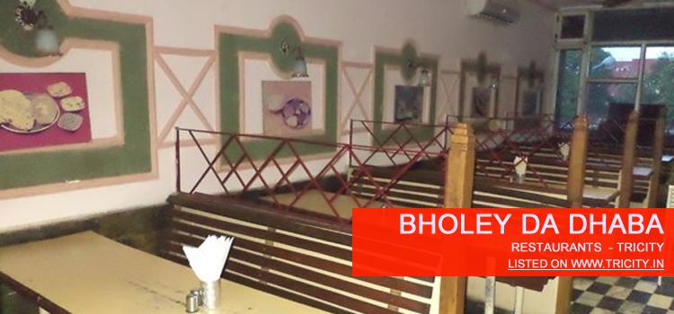 Bholey Da Dhaba