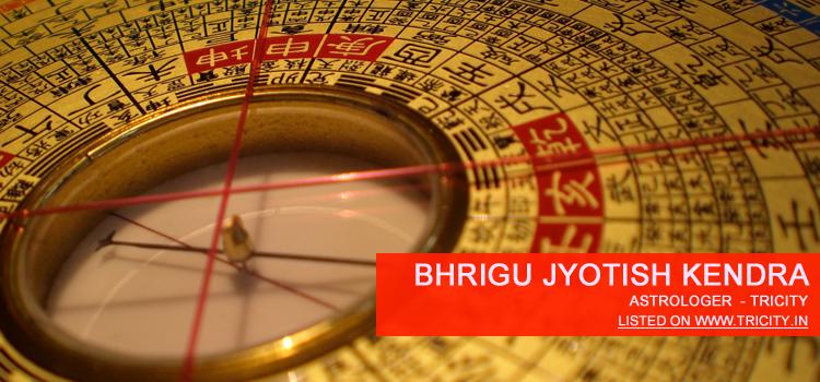 Bhrigu Jyotish Kendra Chandigarh
