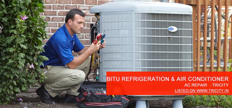 Bitu Refrigeration & Air Conditioner Chandigarh