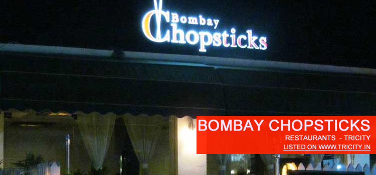 Bombay Chopsticks