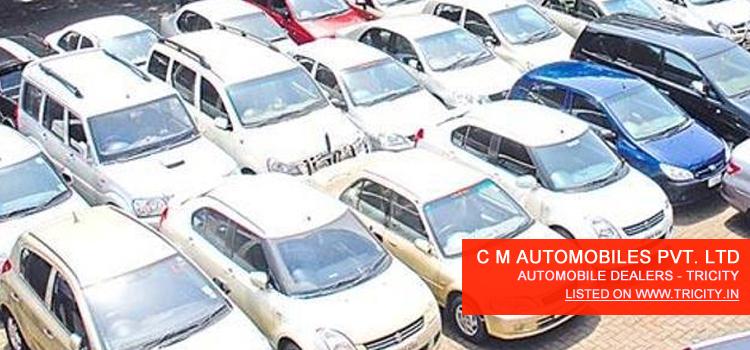 C M Automobiles Pvt. Ltd. Mohali