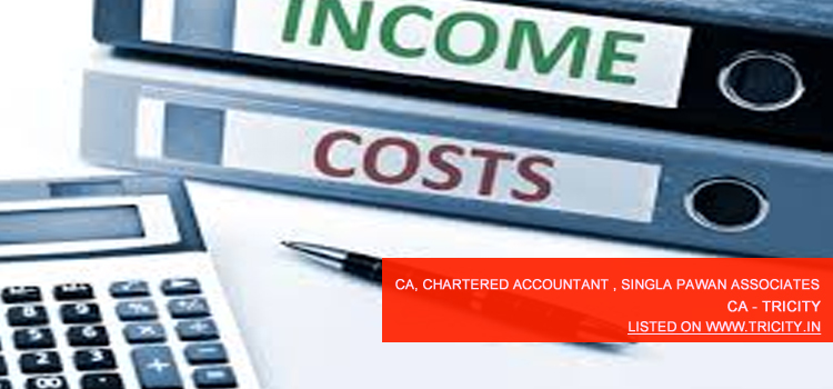 Ca Chartered Accountant Singla Pawan Associates Chandigarh