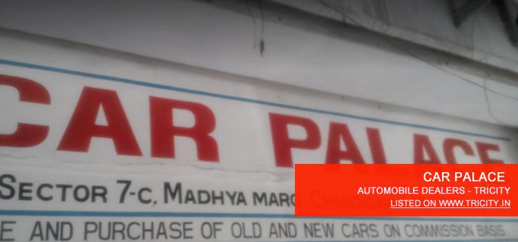 CAR PALACE