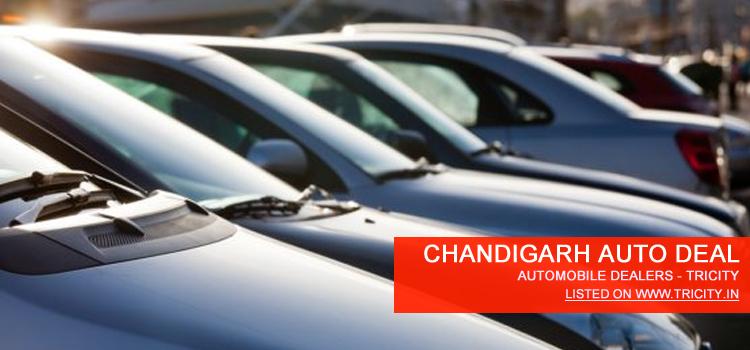 CHANDIGARH AUTO DEAL