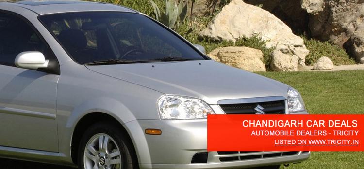 CHANDIGARH CAR DEALS