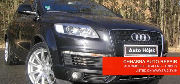 CHHABRA AUTO REPAIR
