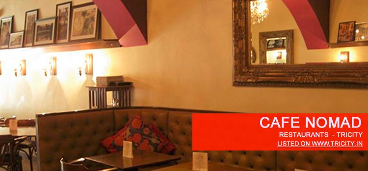 Cafe Nomad Chandigarh