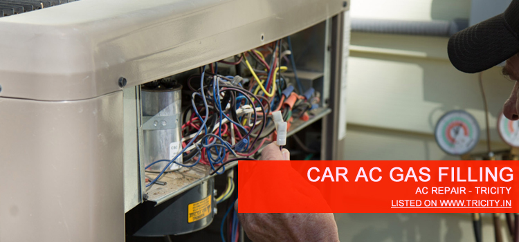 Car AC Gas Filling Chandigarh