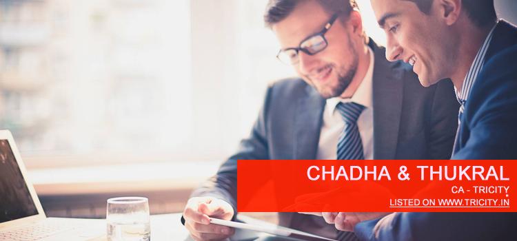 Chadha & Thukral Chandigarh