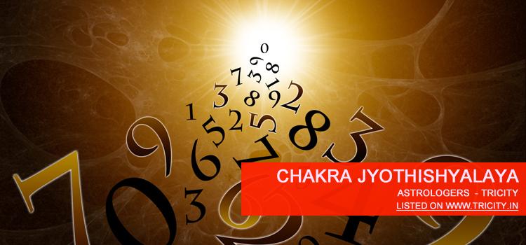 Chakra Jyothishyalaya Chandigarh