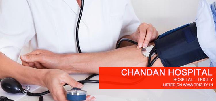 Chandan Hospital Mohali
