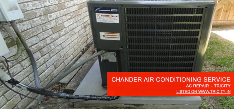 Chander Air Conditioning Service Chandigarh