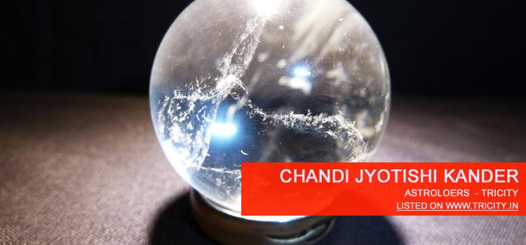 Chandi Jyotishi Kander Chandigarh