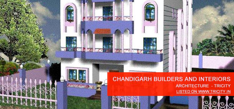 chandigarh builders