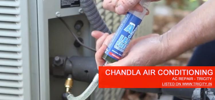 Chandla Air Conditioning Chandigarh