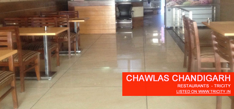Chawlas Chandigarh