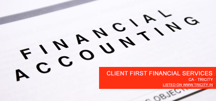 Client First Financial Services Chandigarh