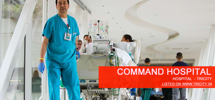 Command Hospital panchkula