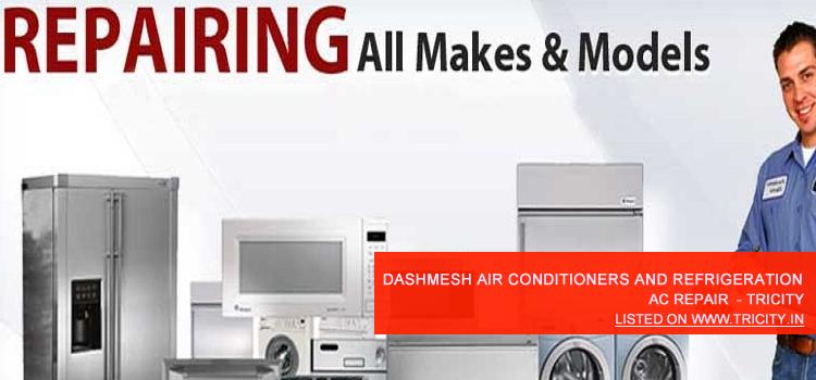 Dashmesh Air Conditioners And Refrigeration Chandigarh