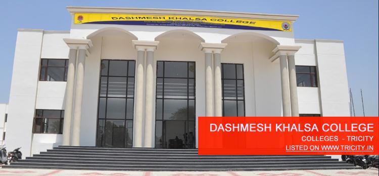 Dashmesh Khalsa College