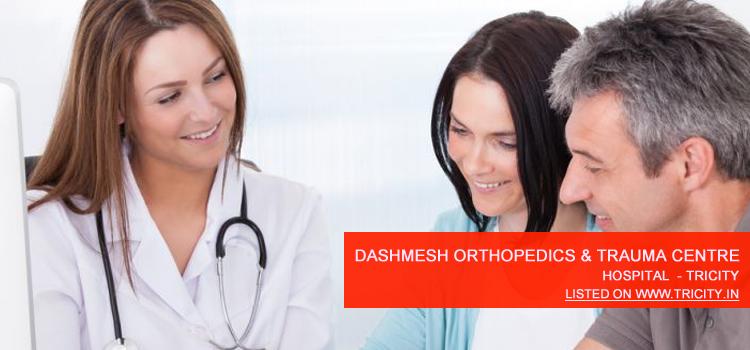 Dashmesh Orthopedics & Trauma Centre Zirakpur